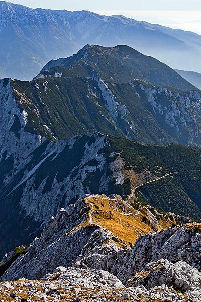 Bašeljski vrh Mali Grintovec