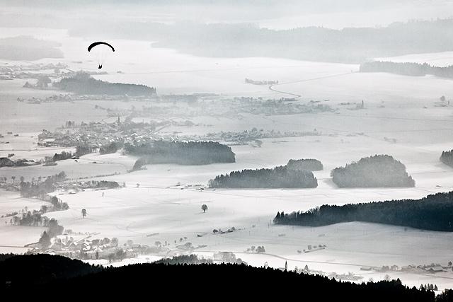 Padalec nad Gorenjsko