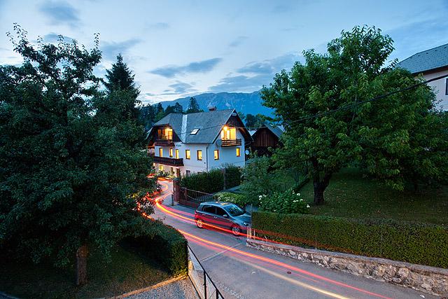 Fotografiranje za Pr' Jožef Bled resort