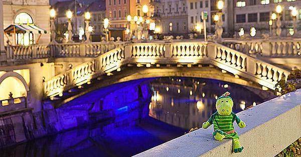 Fotografiranje za Mini Ljubljana