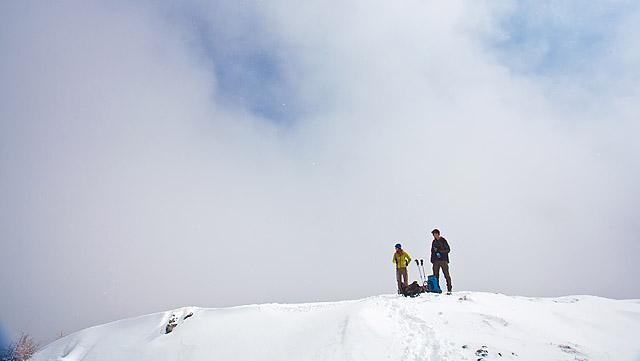 Goli vrh na vrhu
