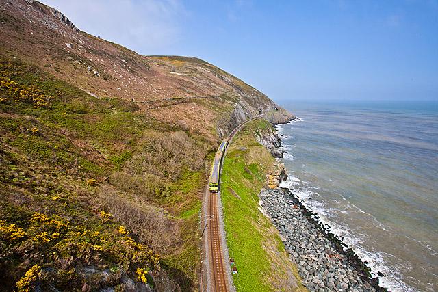 Bray Darts railway