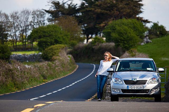 Irska vožnja