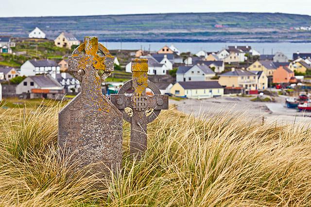 Keltsko pokopališče