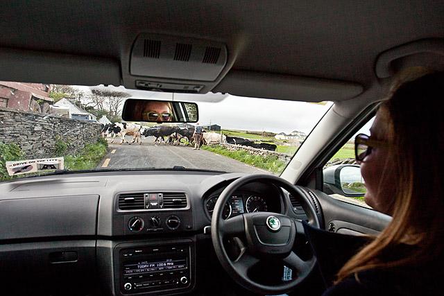 Vožnja Irska