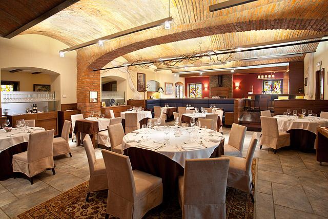 Restavracija Vila Podvin