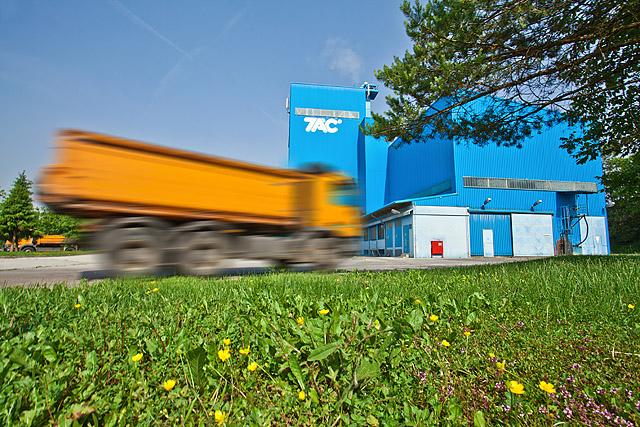 Prevoz asfalta