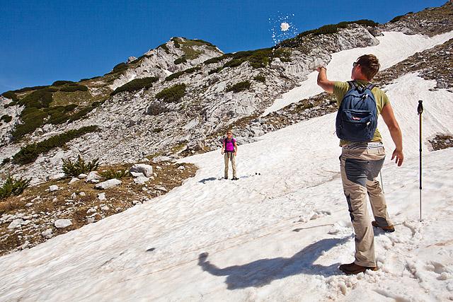 Pot na Ledinski vrh