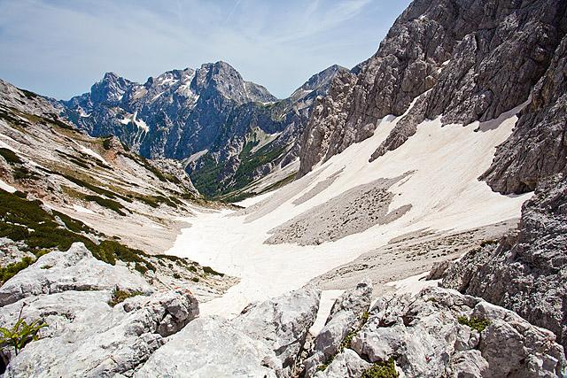 Logarska dolina Savinjsko sedlo