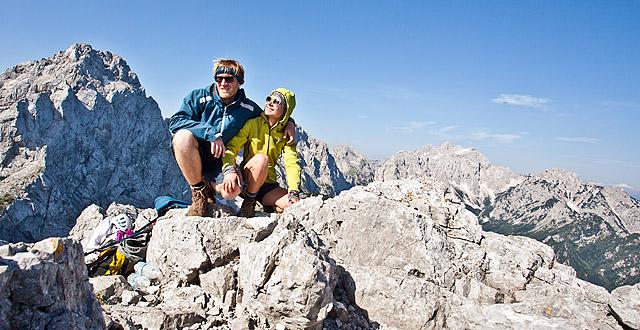 Krofička vrh