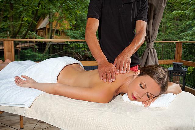 Garden Village masaža