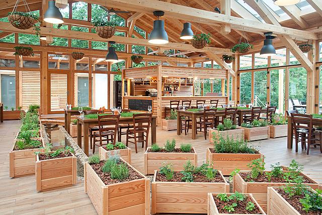 Restavracija Vrtnarija