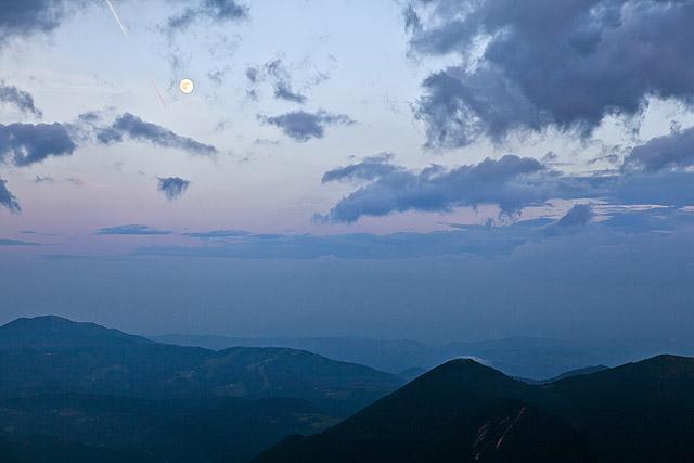 Vzhod lune