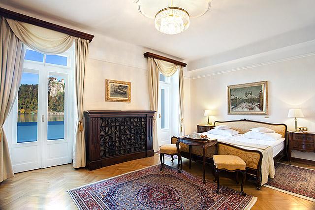 Predsedniški apartma Bled