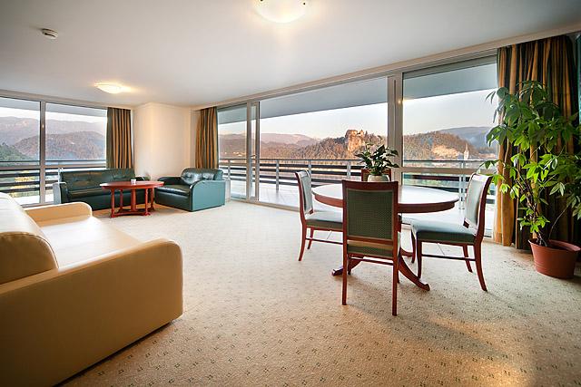 Golf hotel Bled