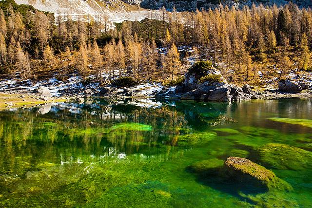 Sedmera jezera jeseni