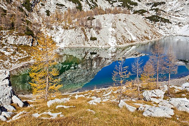 Veliko triglavsko jezero