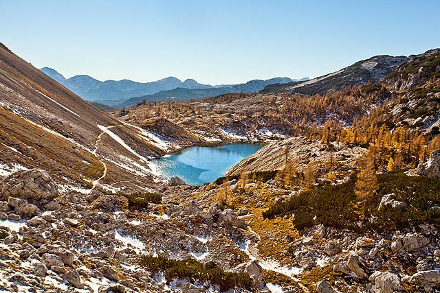 Ledvička jezero