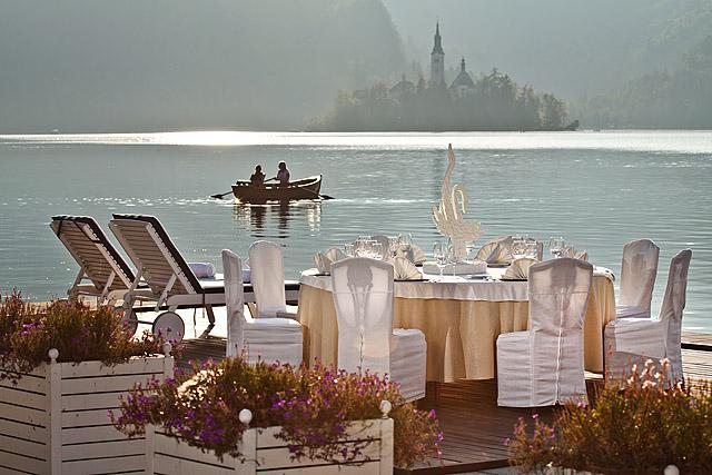 Kopališče Grand hotel Toplice Bled