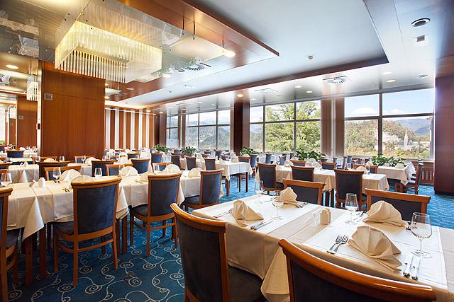 Restavracija hotel Golf Bled
