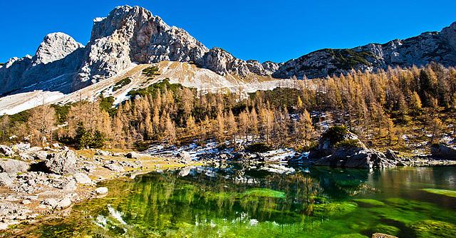 Popoln dan v Dolini Sedmerih jezer