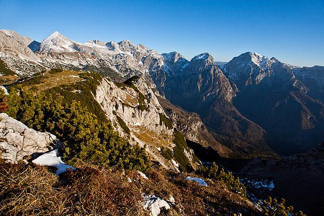 Razgled na Kamniško-Savinjske Alpe