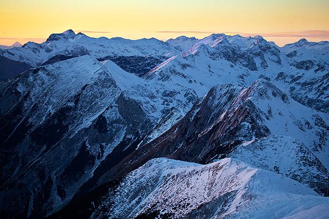 Spodnje Bohinjske gore