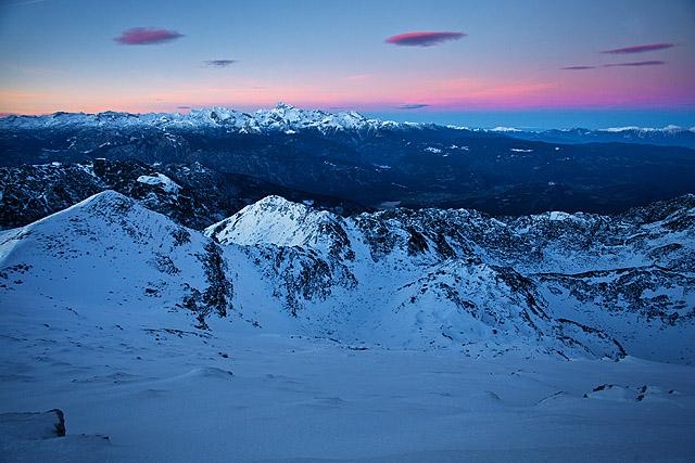 Julijske Alpe fotografija