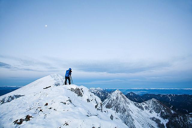 Gorski fotograf