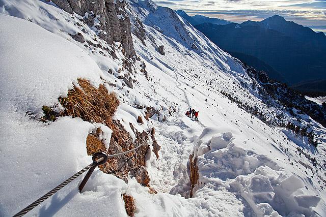 Zimska tura na Košuto