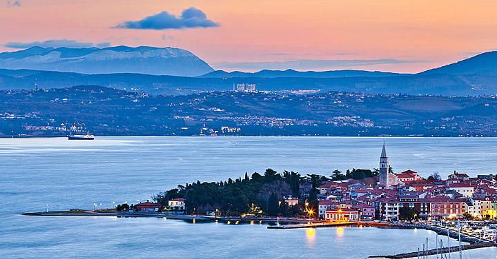 Foto razgledovanje: Piran in Izola