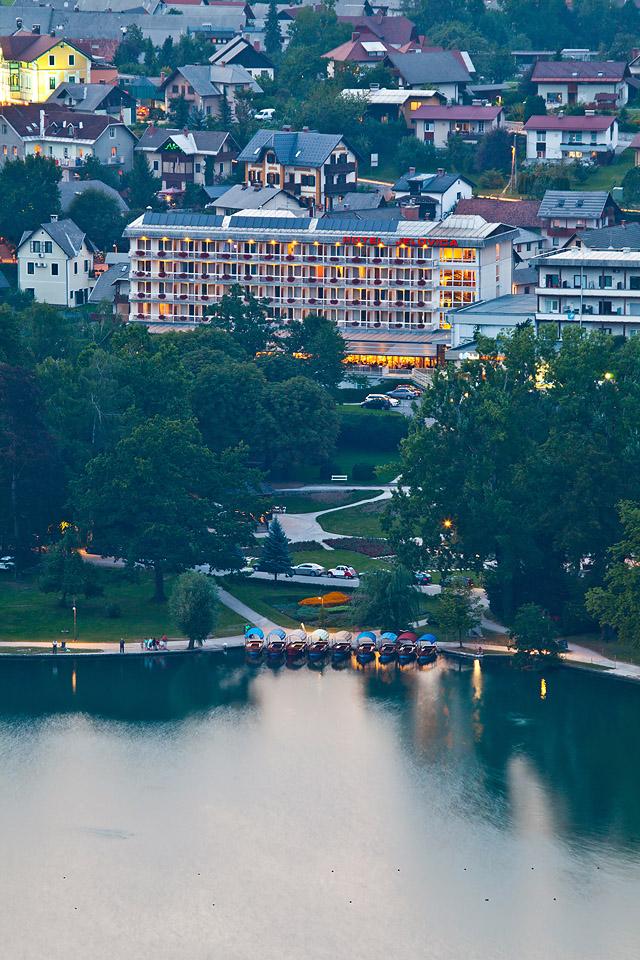 Blejsko jezero hotel