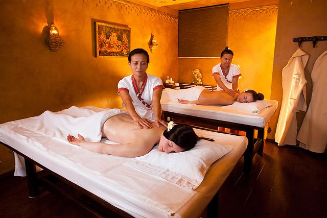 Fotografiranje masaža