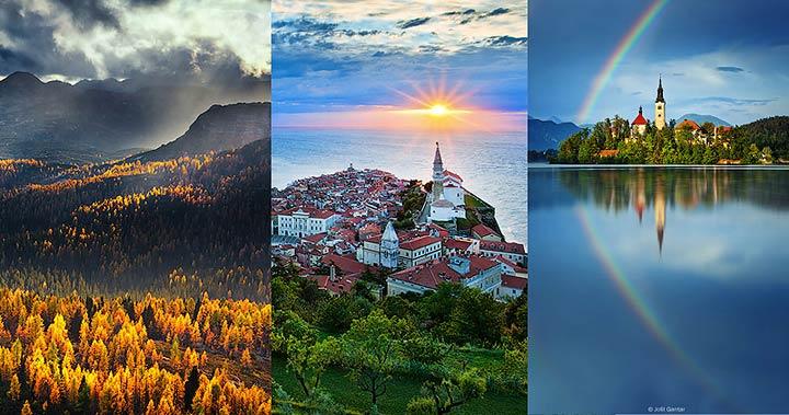 26 best photos of Slovenia taken in 2015