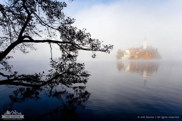 Jesen na Bledu.