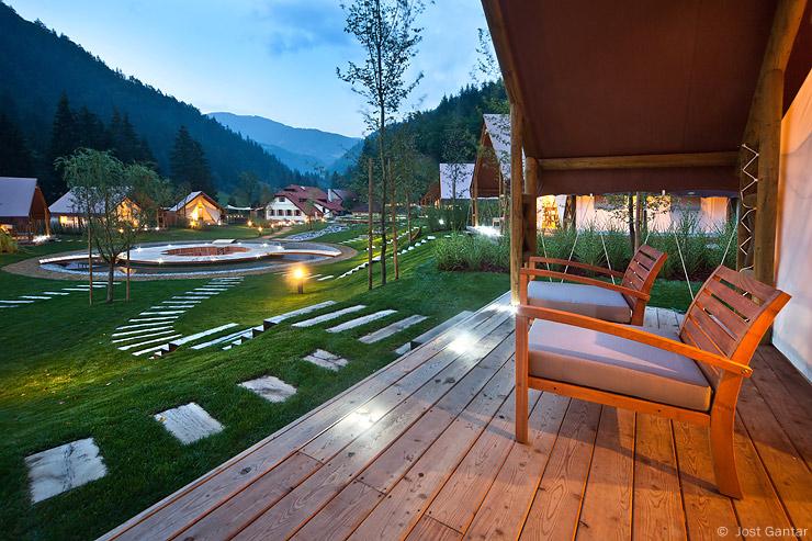 Glamping Slovenia