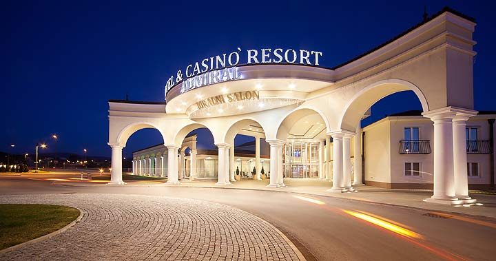 Fotografiranje za Hotel & Casino resort Admiral, Kozina