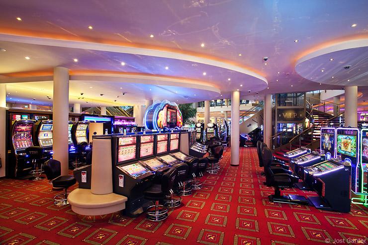 Fotografiranje kazinoja