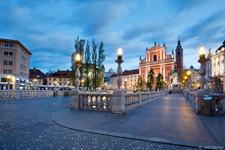 Fotografije Ljubljana