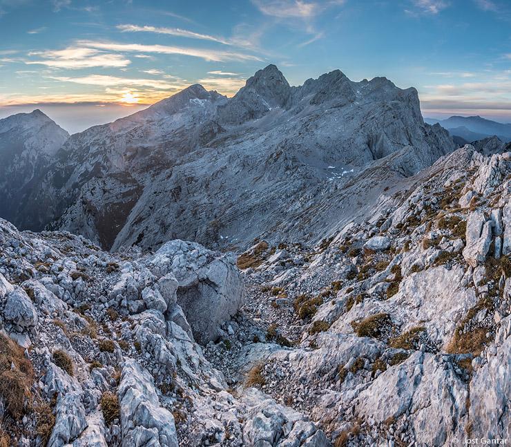 Kamniško-Savinjske Alpe Grintovci