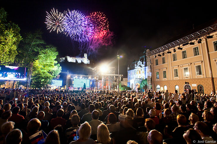 Ognjemet Ljubljana