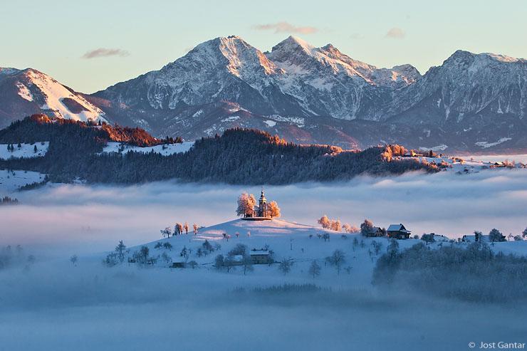 Sveti Tomaž zima
