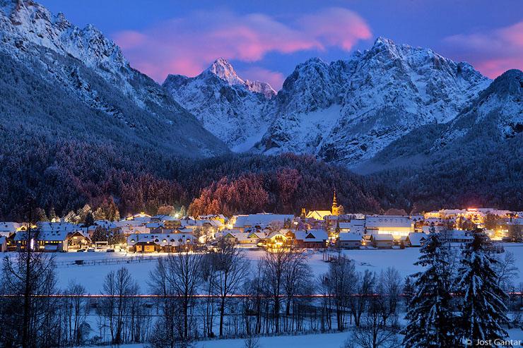 Kranjska gora zima