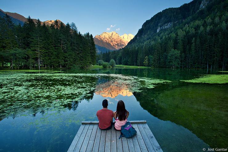 Jezersko Planšarsko jezero