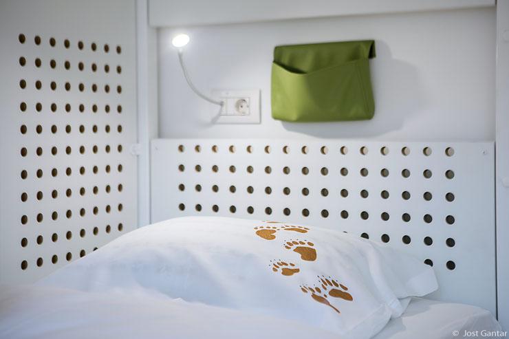 Fotografiranje postelje