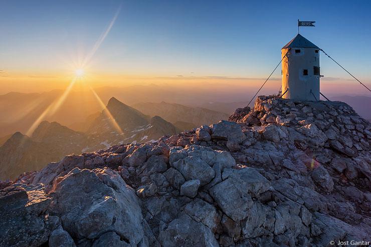 Aljažev stolp Triglav