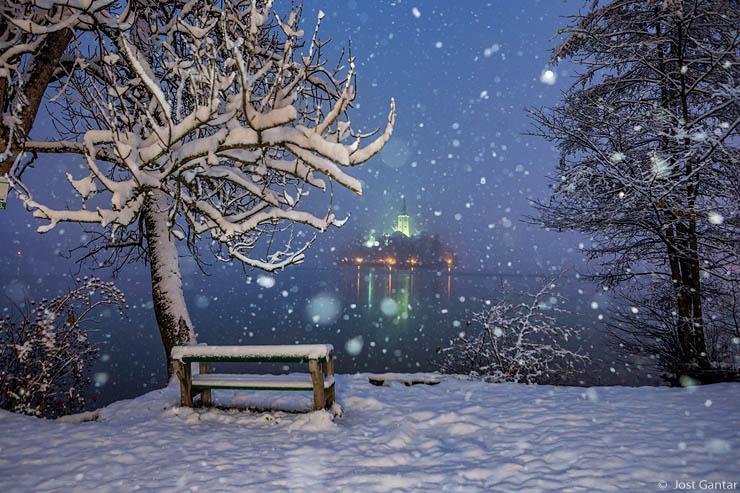 Bled sneg