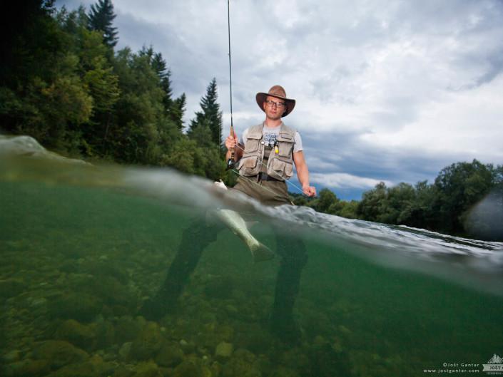 Fotografiranje ribištvo