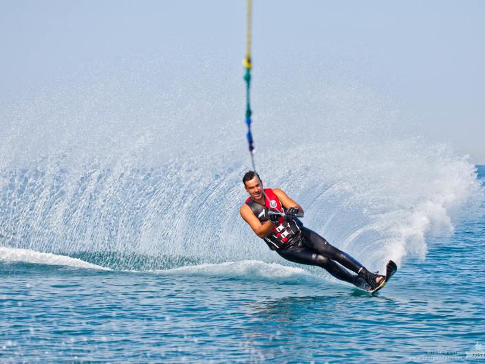 Fotografiranje vodni športi