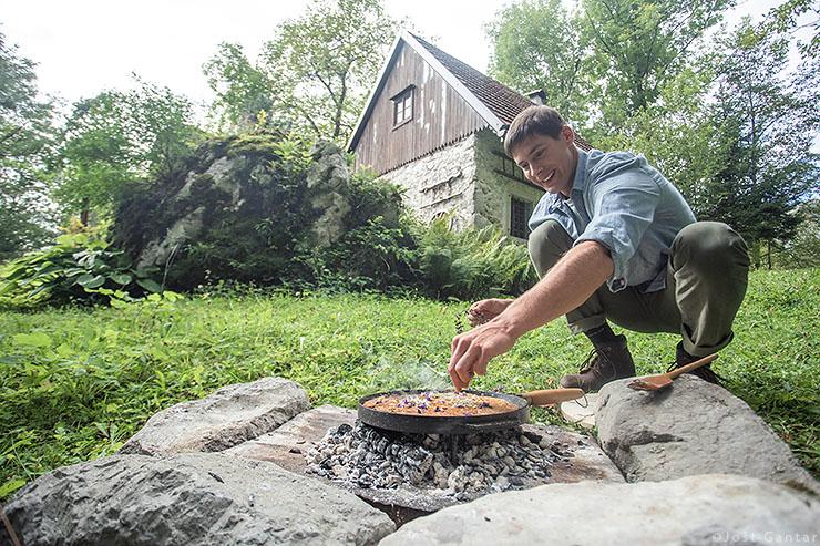 Priprava omlete